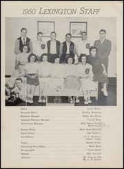 Page 8, 1950 Edition, Gonzales High School - Lexington Yearbook (Gonzales, TX) online yearbook collection