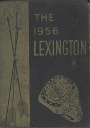 Page 1, 1956 Edition, Gonzales High School - Lexington Yearbook (Gonzales, TX) online yearbook collection