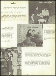 Page 17, 1956 Edition, Gonzales High School - Lexington Yearbook (Gonzales, TX) online yearbook collection