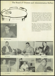 Page 8, 1958 Edition, Gonzales High School - Lexington Yearbook (Gonzales, TX) online yearbook collection