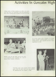 Page 14, 1960 Edition, Gonzales High School - Lexington Yearbook (Gonzales, TX) online yearbook collection