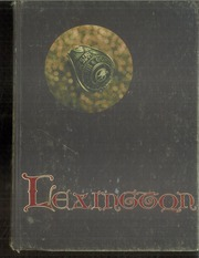 Page 1, 1975 Edition, Gonzales High School - Lexington Yearbook (Gonzales, TX) online yearbook collection