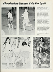 Page 15, 1974 Edition, Austwell Tivoli ISD - Redfish Yearbook (Tivoli, TX) online yearbook collection