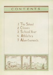 Page 9, 1929 Edition, San Angelo Central High School - Westerner Yearbook (San Angelo, TX) online yearbook collection