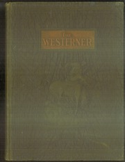 Page 1, 1937 Edition, San Angelo Central High School - Westerner Yearbook (San Angelo, TX) online yearbook collection