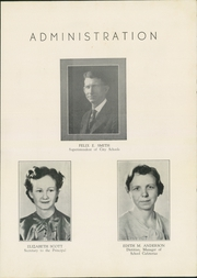 Page 17, 1937 Edition, San Angelo Central High School - Westerner Yearbook (San Angelo, TX) online yearbook collection