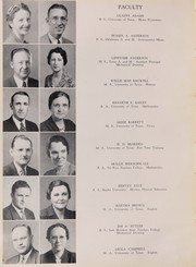 Page 12, 1941 Edition, San Angelo Central High School - Westerner Yearbook (San Angelo, TX) online yearbook collection