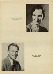 Page 13, 1945 Edition, San Angelo Central High School - Westerner Yearbook (San Angelo, TX) online yearbook collection