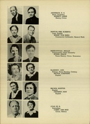 Page 14, 1945 Edition, San Angelo Central High School - Westerner Yearbook (San Angelo, TX) online yearbook collection