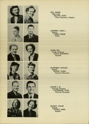 Page 16, 1945 Edition, San Angelo Central High School - Westerner Yearbook (San Angelo, TX) online yearbook collection