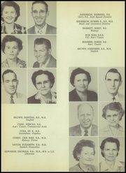 Page 14, 1953 Edition, San Angelo Central High School - Westerner Yearbook (San Angelo, TX) online yearbook collection