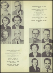Page 15, 1953 Edition, San Angelo Central High School - Westerner Yearbook (San Angelo, TX) online yearbook collection