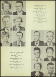 Page 16, 1953 Edition, San Angelo Central High School - Westerner Yearbook (San Angelo, TX) online yearbook collection