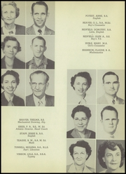 Page 17, 1953 Edition, San Angelo Central High School - Westerner Yearbook (San Angelo, TX) online yearbook collection