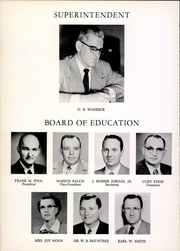Page 12, 1958 Edition, San Angelo Central High School - Westerner Yearbook (San Angelo, TX) online yearbook collection