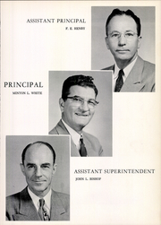 Page 13, 1958 Edition, San Angelo Central High School - Westerner Yearbook (San Angelo, TX) online yearbook collection