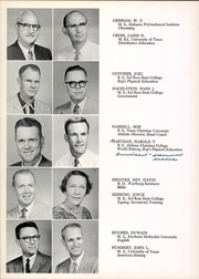 Page 16, 1958 Edition, San Angelo Central High School - Westerner Yearbook (San Angelo, TX) online yearbook collection