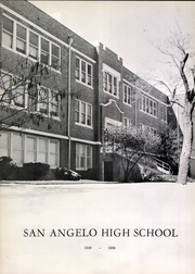 Page 8, 1958 Edition, San Angelo Central High School - Westerner Yearbook (San Angelo, TX) online yearbook collection