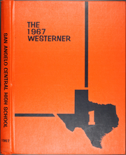 Page 1, 1967 Edition, San Angelo Central High School - Westerner Yearbook (San Angelo, TX) online yearbook collection