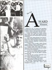 Page 11, 1987 Edition, San Angelo Central High School - Westerner Yearbook (San Angelo, TX) online yearbook collection