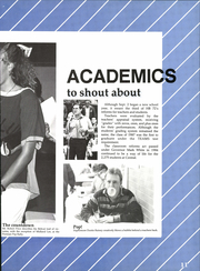 Page 15, 1987 Edition, San Angelo Central High School - Westerner Yearbook (San Angelo, TX) online yearbook collection