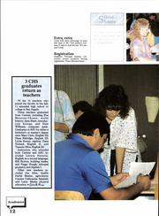 Page 16, 1987 Edition, San Angelo Central High School - Westerner Yearbook (San Angelo, TX) online yearbook collection