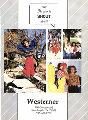Page 5, 1987 Edition, San Angelo Central High School - Westerner Yearbook (San Angelo, TX) online yearbook collection