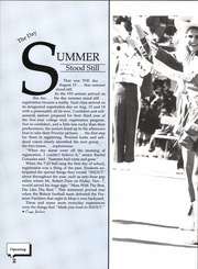 Page 6, 1987 Edition, San Angelo Central High School - Westerner Yearbook (San Angelo, TX) online yearbook collection