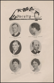 Page 17, 1917 Edition, Corpus Christi High School - Duffle Bag Yearbook (Corpus Christi, TX) online yearbook collection
