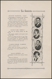 Page 17, 1920 Edition, Corpus Christi High School - Duffle Bag Yearbook (Corpus Christi, TX) online yearbook collection