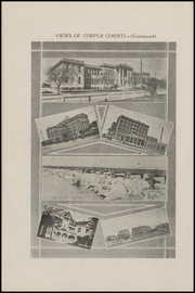 Page 12, 1921 Edition, Corpus Christi High School - Duffle Bag Yearbook (Corpus Christi, TX) online yearbook collection