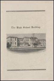 Page 13, 1921 Edition, Corpus Christi High School - Duffle Bag Yearbook (Corpus Christi, TX) online yearbook collection