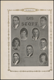 Page 12, 1924 Edition, Corpus Christi High School - Duffle Bag Yearbook (Corpus Christi, TX) online yearbook collection