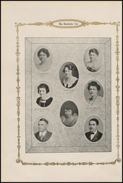 Page 14, 1924 Edition, Corpus Christi High School - Duffle Bag Yearbook (Corpus Christi, TX) online yearbook collection