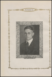 Page 8, 1924 Edition, Corpus Christi High School - Duffle Bag Yearbook (Corpus Christi, TX) online yearbook collection