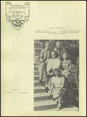 Page 8, 1948 Edition, Corpus Christi High School - Duffle Bag Yearbook (Corpus Christi, TX) online yearbook collection