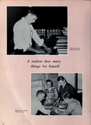 Page 12, 1960 Edition, Tippecanoe High School - Canoe Yearbook (Tipp City, OH) online yearbook collection