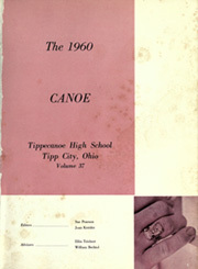 Page 5, 1960 Edition, Tippecanoe High School - Canoe Yearbook (Tipp City, OH) online yearbook collection
