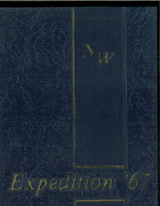 Northwestern Community High School - Expedition Yearbook (Flint, MI) online yearbook collection, 1967 Edition, Page 1