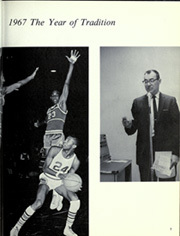 Page 11, 1967 Edition, Northwestern Community High School - Expedition Yearbook (Flint, MI) online yearbook collection