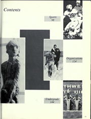 Page 15, 1967 Edition, Northwestern Community High School - Expedition Yearbook (Flint, MI) online yearbook collection