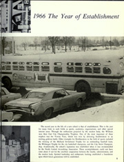 Page 9, 1967 Edition, Northwestern Community High School - Expedition Yearbook (Flint, MI) online yearbook collection