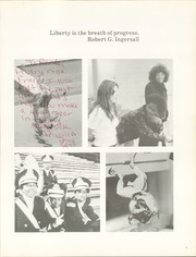 Page 11, 1976 Edition, Northwestern Community High School - Expedition Yearbook (Flint, MI) online yearbook collection