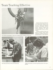 Page 21, 1976 Edition, Northwestern Community High School - Expedition Yearbook (Flint, MI) online yearbook collection