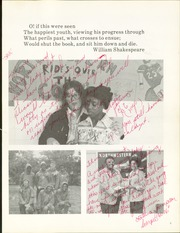 Page 7, 1976 Edition, Northwestern Community High School - Expedition Yearbook (Flint, MI) online yearbook collection