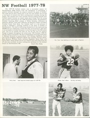 Page 114, 1978 Edition, Northwestern Community High School - Expedition Yearbook (Flint, MI) online yearbook collection