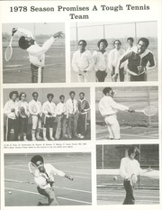 Page 142, 1978 Edition, Northwestern Community High School - Expedition Yearbook (Flint, MI) online yearbook collection