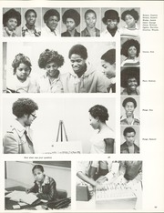 Page 97, 1978 Edition, Northwestern Community High School - Expedition Yearbook (Flint, MI) online yearbook collection