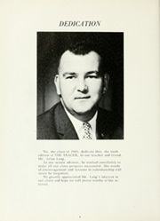 Page 8, 1965 Edition, Brandywine Heights High School - Tracer Yearbook (Topton, PA) online yearbook collection