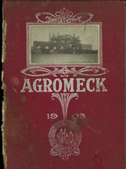 Page 1, 1903 Edition, North Carolina State University - Agromeck Yearbook (Raleigh, NC) online yearbook collection